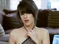 Big Boobs, British, Brunette, POV