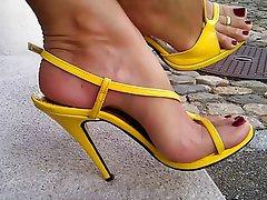 Closeup, Feticismo del piede