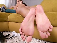 Amateur, Blowjob, Casting, Feet