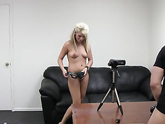 Anal, Blowjob, Casting, Creampie