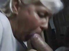 Mamada, Abuelitas, Masturbación