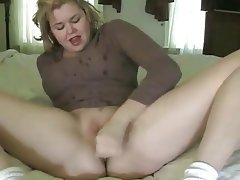 Amateur, BBW, Masturbation, Squirt
