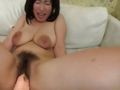 Asian, Hairy