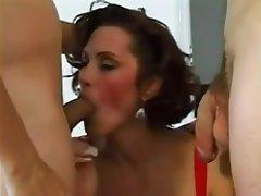 Anal, Doble Penetración, MQMF, Estrellas Porno