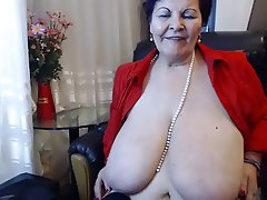 Abuelitas, Grandes y Bellas, Maduras, Webcam