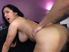 Brunette, Webcam