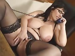 Big Boobs, Handjob, MILF, POV
