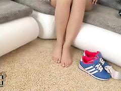Amateur, Big Ass, Casting, Feet