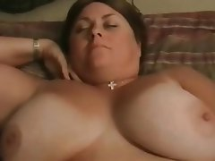 BBW, Big Boobs, Brunette, Hardcore