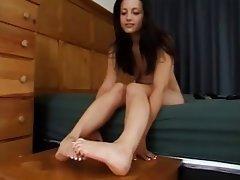 Amateur, Blowjob, Close Up, Foot Fetish