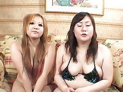BBW, Japanese, Lesbian