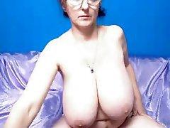 Grandi tette, Nonne, Età matura, Webcam