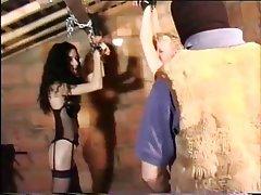 BDSM, Knechtschaft, Französisch, Behaart