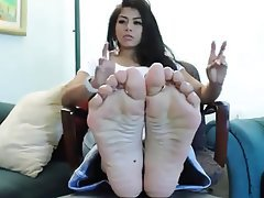Asian, Foot Fetish