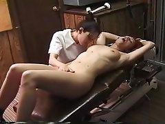 BDSM, Lesbisch, Brustwarzen, Softcore