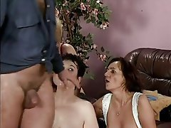 Gangbang, German, Granny, Mature