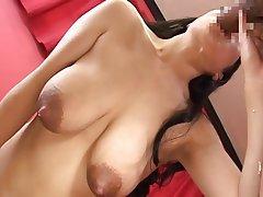 Asian, Big Boobs, MILF, Nipples
