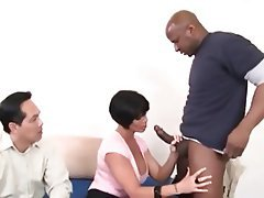 Mature, Cuckold, Cumshot, Interracial
