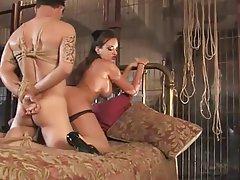 BDSM, Esclavage, Femme dominatrice, Látex