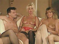 Blonde, German, Group Sex, Pornstar