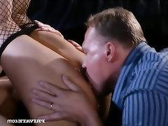 Anal, Grosse Tits, Blowjob, Strümpfe