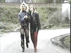 German, Group Sex, Latex, Vintage