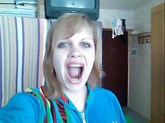 Amateur, Cumshot, Russian, Webcam