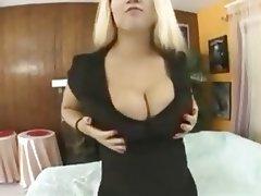 Big Boobs, Big Butts, Blonde, Hardcore