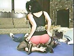 Ass Licking, BBW, Femdom