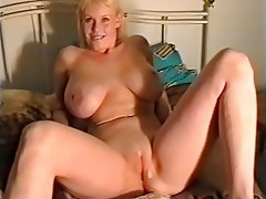 Grosse Boobs, Blondine, Sonderlings, Selbstbefriedigung
