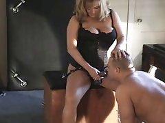 BDSM, Dominación Femenina, Arnés