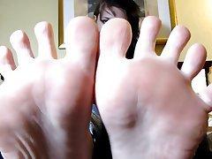Emo, Fuß Fetisch