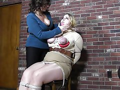 BBW, BDSM, Knechtschaft, Grosse Boobs