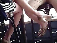 Babe, Foot Fetish, Mature