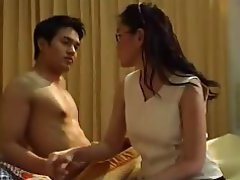 Asian wet massage multiple orgasim