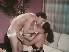 Bisexual, Stockings, Threesome