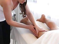 Blowjob, Cumshot, Cunnilingus, Massage