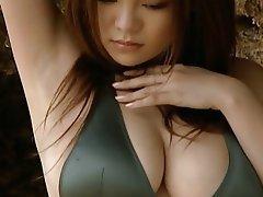 Asiáticas, Playa, Grandes Tetas, Japonesas