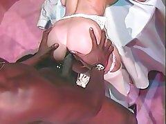Big Boobs, Brunette, Interracial, Lingerie