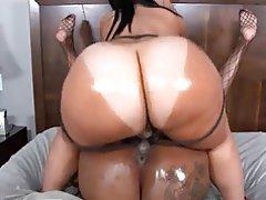 Grands culs, Lesbién, Star du porno