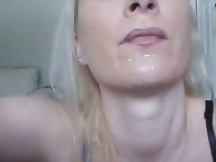 Amateur, Blondine, Blowjob