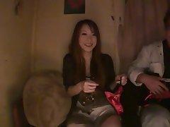 Teenie, Brünette, Fuß Fetisch, Japanisch