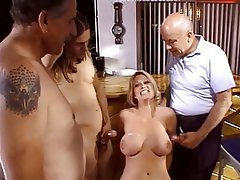 Anal, Blowjob, Threesome, Big Boobs