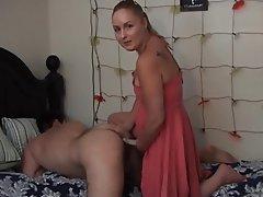 Amateur, Anal, Dominación Femenina, Arnés