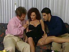Cumshot, Double Penetration, Italian, Threesome
