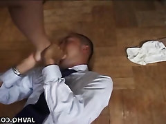 Blowjob, Cumshot, Feet, Fetish
