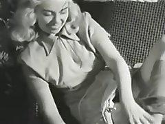 Spodní prádlo, Punčocháče, Vintage