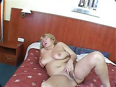 Granny, BBW, Big Boobs