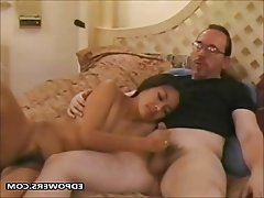 Amateur, Asian, Handjob, Old and Young