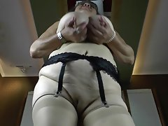 Amateur, Big Boobs, Granny, Mature